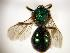 (Augochlorella - Bee12-1)  @15 [ ] Copyright (2010) Unspecified Unspecified